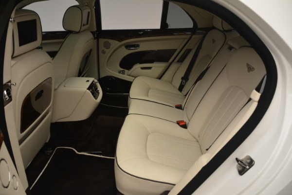 Used 2013 Bentley Mulsanne for sale Sold at Pagani of Greenwich in Greenwich CT 06830 21