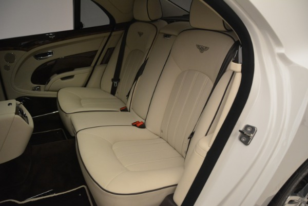 Used 2013 Bentley Mulsanne for sale Sold at Pagani of Greenwich in Greenwich CT 06830 22