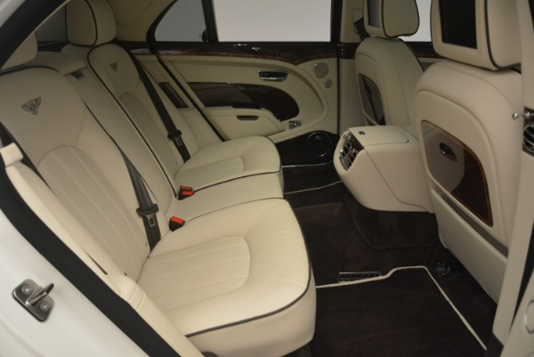 Used 2013 Bentley Mulsanne for sale Sold at Pagani of Greenwich in Greenwich CT 06830 24