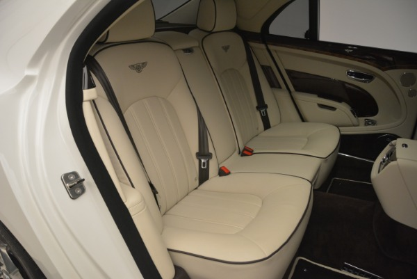 Used 2013 Bentley Mulsanne for sale Sold at Pagani of Greenwich in Greenwich CT 06830 25