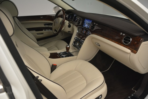 Used 2013 Bentley Mulsanne for sale Sold at Pagani of Greenwich in Greenwich CT 06830 26