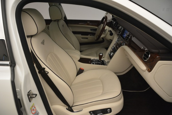 Used 2013 Bentley Mulsanne for sale Sold at Pagani of Greenwich in Greenwich CT 06830 27