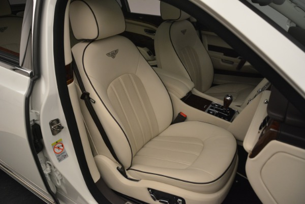 Used 2013 Bentley Mulsanne for sale Sold at Pagani of Greenwich in Greenwich CT 06830 28