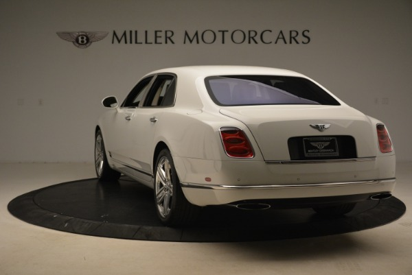 Used 2013 Bentley Mulsanne for sale Sold at Pagani of Greenwich in Greenwich CT 06830 3