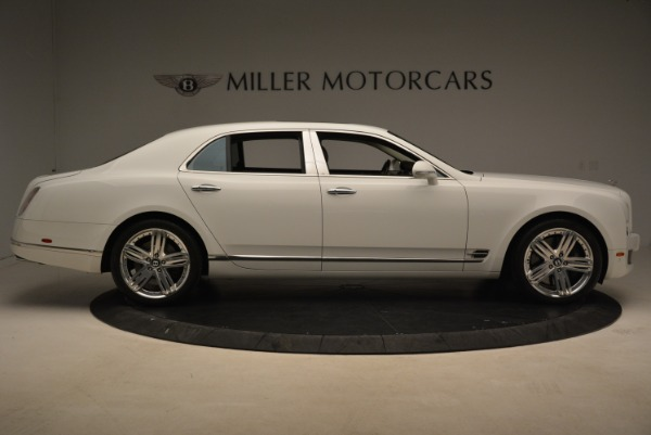 Used 2013 Bentley Mulsanne for sale Sold at Pagani of Greenwich in Greenwich CT 06830 6