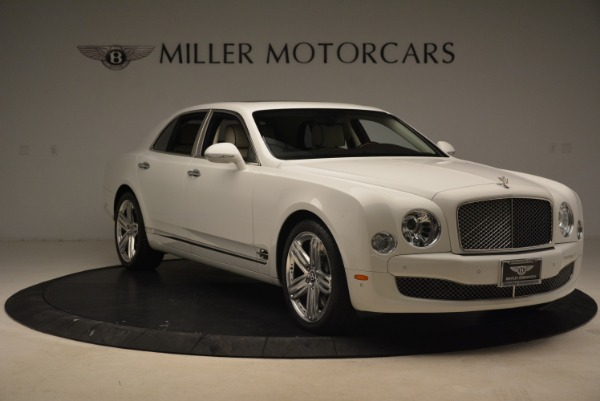 Used 2013 Bentley Mulsanne for sale Sold at Pagani of Greenwich in Greenwich CT 06830 7