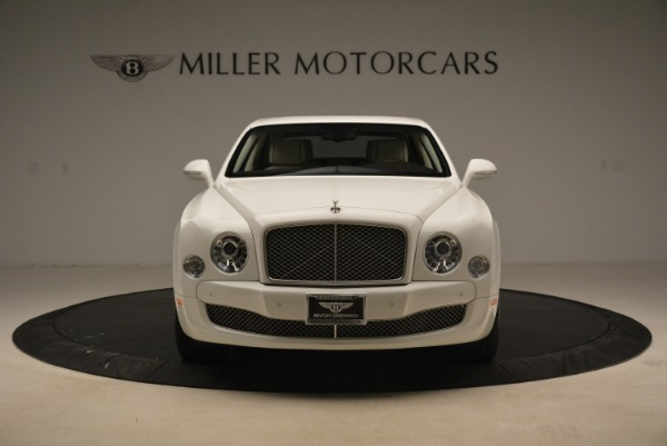 Used 2013 Bentley Mulsanne for sale Sold at Pagani of Greenwich in Greenwich CT 06830 8