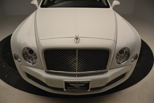 Used 2013 Bentley Mulsanne for sale Sold at Pagani of Greenwich in Greenwich CT 06830 9