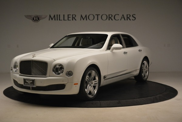 Used 2013 Bentley Mulsanne for sale Sold at Pagani of Greenwich in Greenwich CT 06830 1