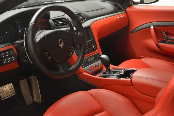 Used 2015 Maserati GranTurismo Sport for sale Sold at Pagani of Greenwich in Greenwich CT 06830 13