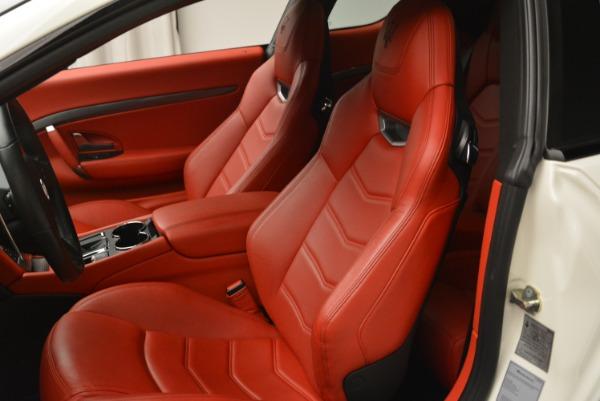 Used 2015 Maserati GranTurismo Sport for sale Sold at Pagani of Greenwich in Greenwich CT 06830 15