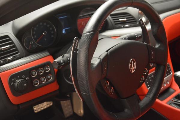 Used 2015 Maserati GranTurismo Sport for sale Sold at Pagani of Greenwich in Greenwich CT 06830 16