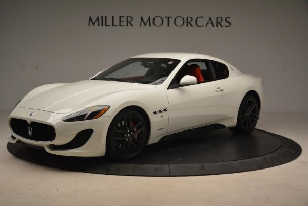 Used 2015 Maserati GranTurismo Sport for sale Sold at Pagani of Greenwich in Greenwich CT 06830 2