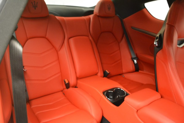 Used 2015 Maserati GranTurismo Sport for sale Sold at Pagani of Greenwich in Greenwich CT 06830 21