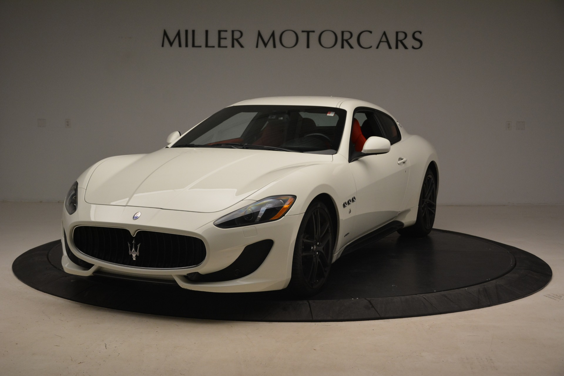 Used 2015 Maserati GranTurismo Sport for sale Sold at Pagani of Greenwich in Greenwich CT 06830 1
