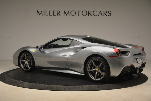 Used 2017 Ferrari 488 GTB for sale Sold at Pagani of Greenwich in Greenwich CT 06830 4