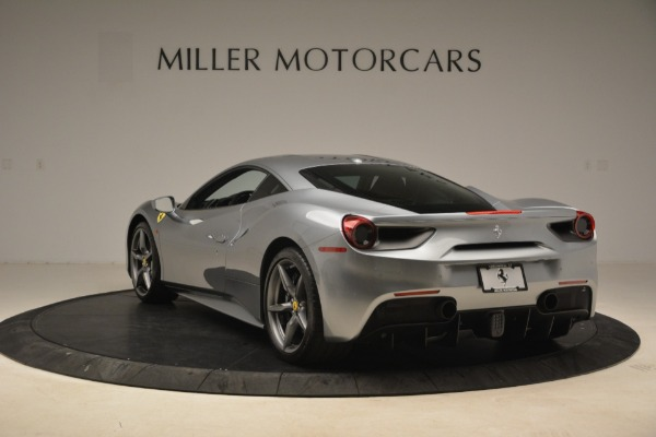 Used 2017 Ferrari 488 GTB for sale Sold at Pagani of Greenwich in Greenwich CT 06830 5