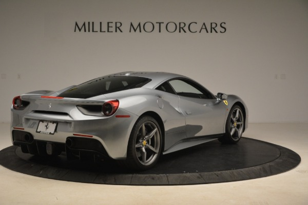 Used 2017 Ferrari 488 GTB for sale Sold at Pagani of Greenwich in Greenwich CT 06830 7