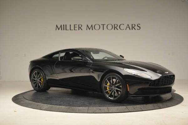 Used 2018 Aston Martin DB11 V8 Coupe for sale Sold at Pagani of Greenwich in Greenwich CT 06830 10