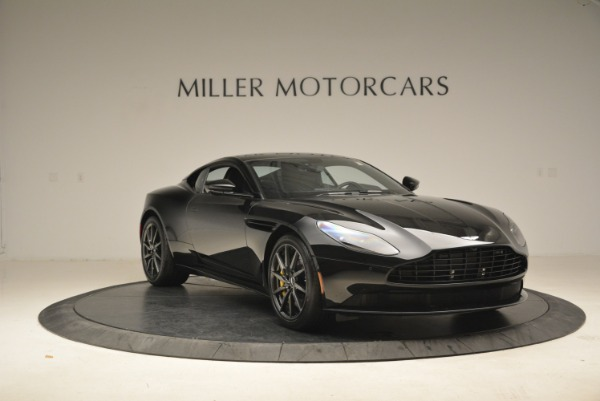 Used 2018 Aston Martin DB11 V8 Coupe for sale Sold at Pagani of Greenwich in Greenwich CT 06830 11