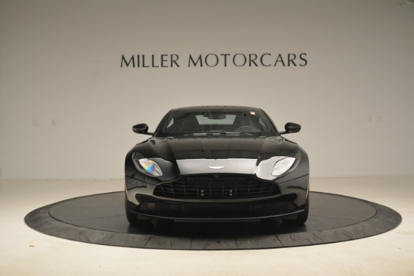 Used 2018 Aston Martin DB11 V8 Coupe for sale Sold at Pagani of Greenwich in Greenwich CT 06830 12