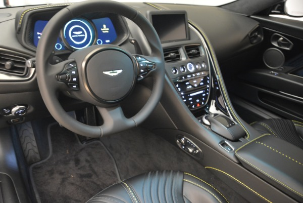 Used 2018 Aston Martin DB11 V8 Coupe for sale Sold at Pagani of Greenwich in Greenwich CT 06830 14