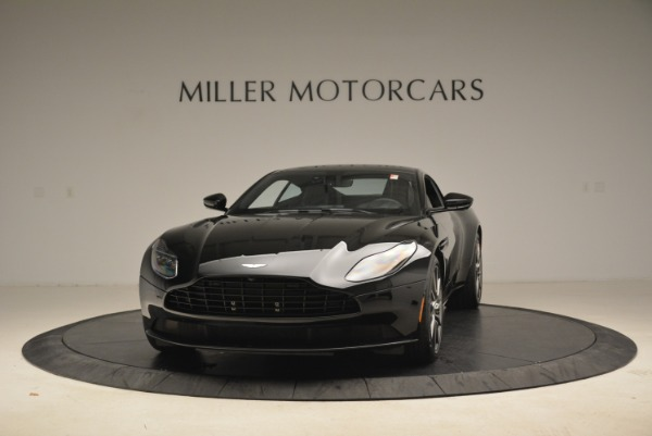 Used 2018 Aston Martin DB11 V8 Coupe for sale Sold at Pagani of Greenwich in Greenwich CT 06830 2