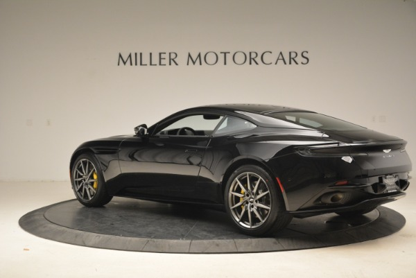 Used 2018 Aston Martin DB11 V8 Coupe for sale Sold at Pagani of Greenwich in Greenwich CT 06830 4