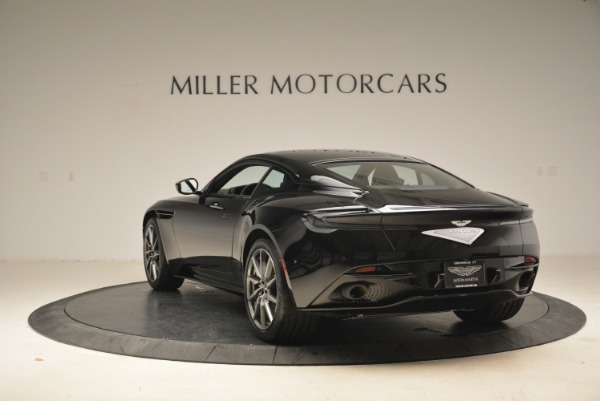 Used 2018 Aston Martin DB11 V8 Coupe for sale Sold at Pagani of Greenwich in Greenwich CT 06830 5