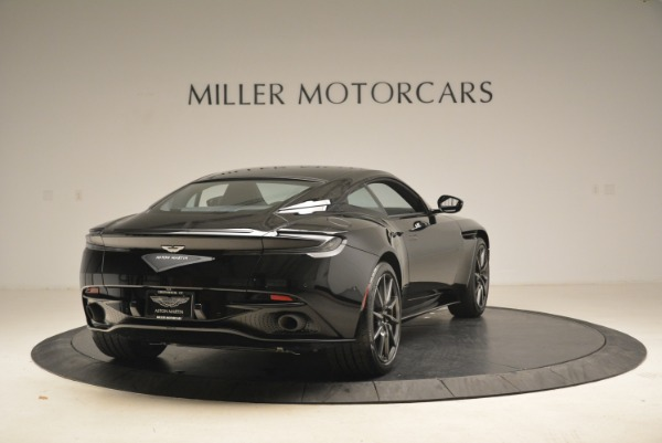 Used 2018 Aston Martin DB11 V8 Coupe for sale Sold at Pagani of Greenwich in Greenwich CT 06830 7