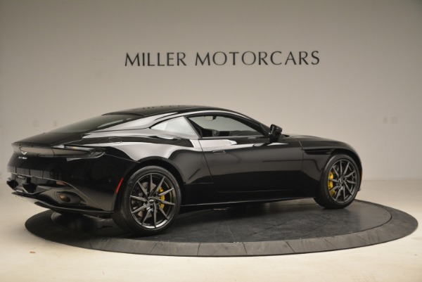 Used 2018 Aston Martin DB11 V8 Coupe for sale Sold at Pagani of Greenwich in Greenwich CT 06830 8