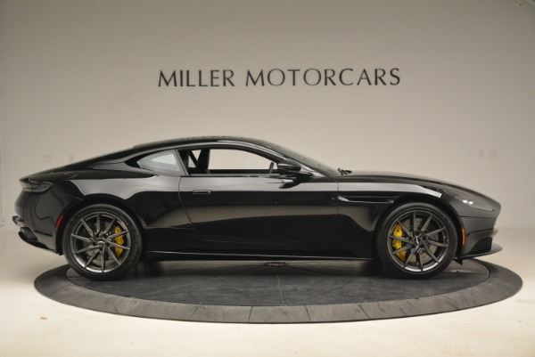 Used 2018 Aston Martin DB11 V8 Coupe for sale Sold at Pagani of Greenwich in Greenwich CT 06830 9