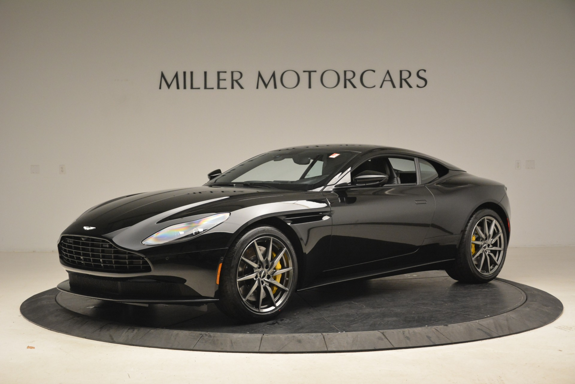 Used 2018 Aston Martin DB11 V8 Coupe for sale Sold at Pagani of Greenwich in Greenwich CT 06830 1