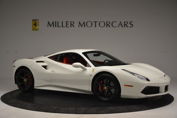 Used 2017 Ferrari 488 GTB for sale Sold at Pagani of Greenwich in Greenwich CT 06830 10