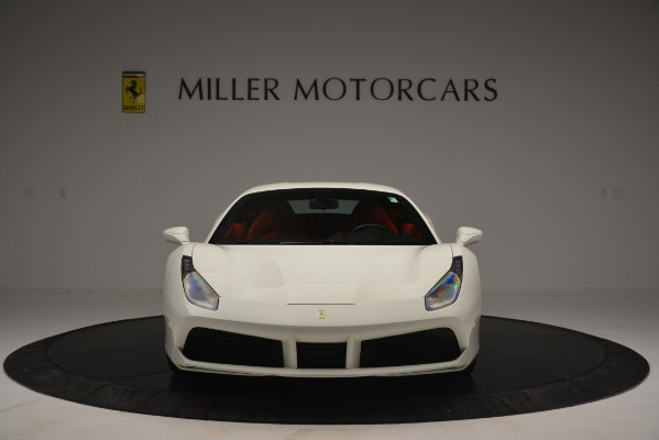 Used 2017 Ferrari 488 GTB for sale Sold at Pagani of Greenwich in Greenwich CT 06830 12