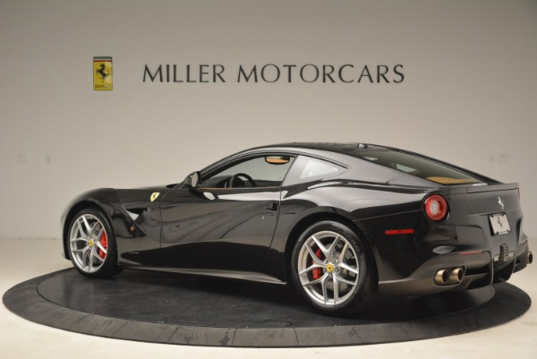 Used 2015 Ferrari F12 Berlinetta for sale Sold at Pagani of Greenwich in Greenwich CT 06830 4