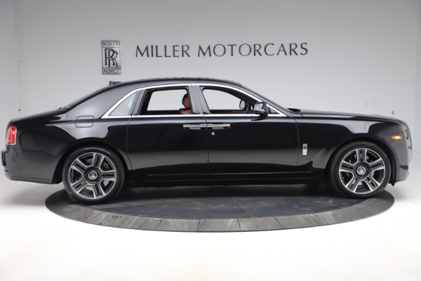 Used 2016 Rolls-Royce Ghost for sale $176,900 at Pagani of Greenwich in Greenwich CT 06830 10