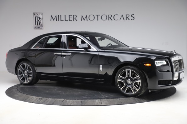 Used 2016 Rolls-Royce Ghost for sale Sold at Pagani of Greenwich in Greenwich CT 06830 11