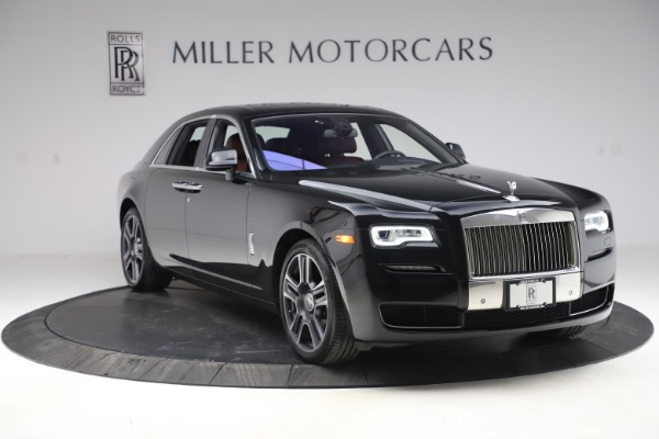 Used 2016 Rolls-Royce Ghost for sale $176,900 at Pagani of Greenwich in Greenwich CT 06830 12