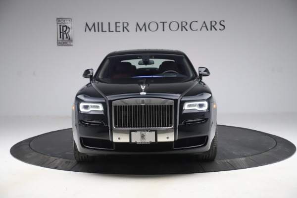 Used 2016 Rolls-Royce Ghost for sale $176,900 at Pagani of Greenwich in Greenwich CT 06830 2