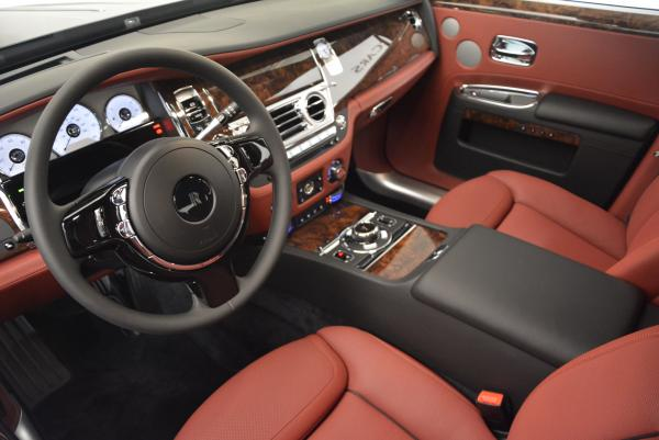 Used 2016 Rolls-Royce Ghost for sale $176,900 at Pagani of Greenwich in Greenwich CT 06830 24