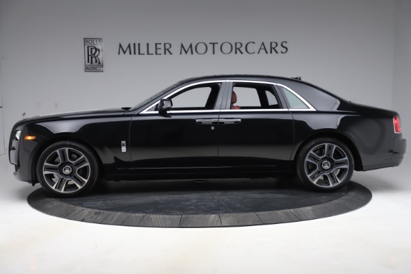 Used 2016 Rolls-Royce Ghost for sale $176,900 at Pagani of Greenwich in Greenwich CT 06830 3
