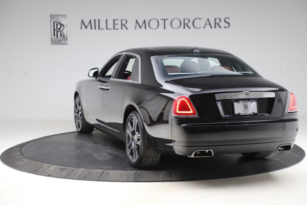 Used 2016 Rolls-Royce Ghost for sale $176,900 at Pagani of Greenwich in Greenwich CT 06830 6