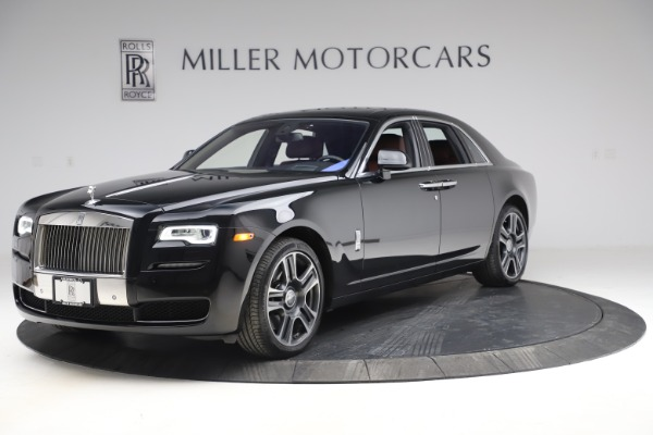 2016 Rolls-Royce Ghost