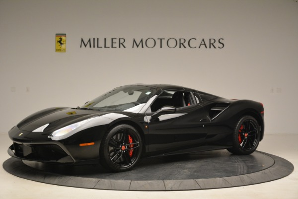 Used 2018 Ferrari 488 Spider for sale Sold at Pagani of Greenwich in Greenwich CT 06830 14