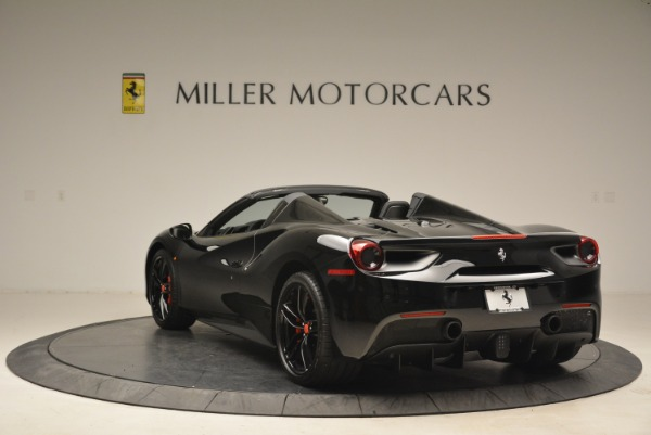Used 2018 Ferrari 488 Spider for sale Sold at Pagani of Greenwich in Greenwich CT 06830 5