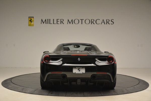 Used 2018 Ferrari 488 Spider for sale Sold at Pagani of Greenwich in Greenwich CT 06830 6