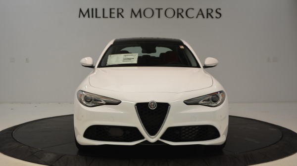New 2018 Alfa Romeo Giulia Ti Sport Q4 for sale Sold at Pagani of Greenwich in Greenwich CT 06830 12