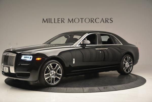 New 2016 Rolls-Royce Ghost Series II for sale Sold at Pagani of Greenwich in Greenwich CT 06830 2