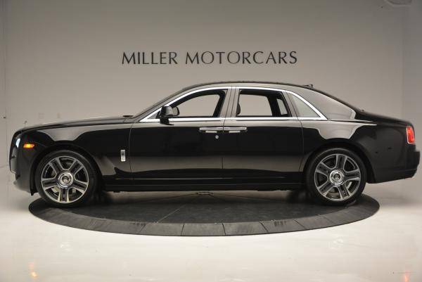 New 2016 Rolls-Royce Ghost Series II for sale Sold at Pagani of Greenwich in Greenwich CT 06830 4